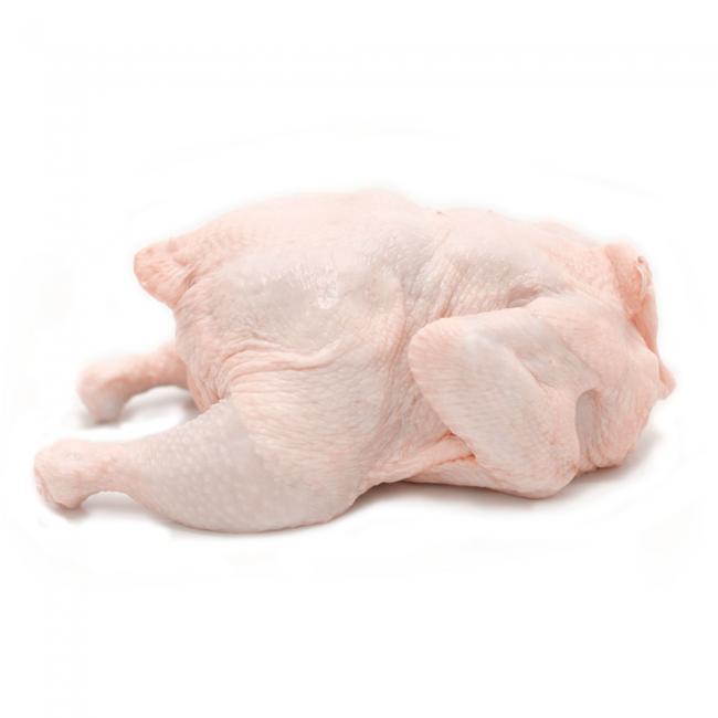 Pollo entero (sin víscera)